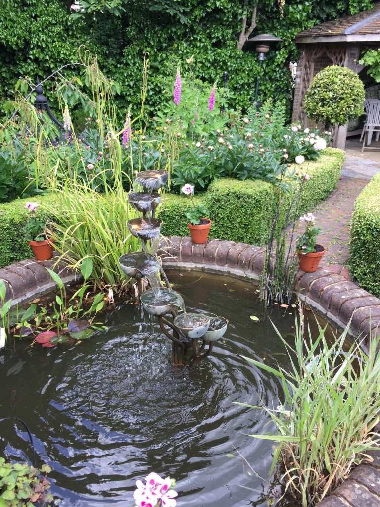 Small pond we deal with any size maltby aquatics pond for Small pond maintenance